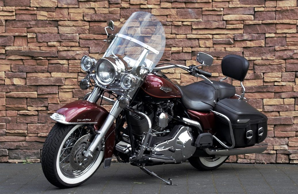 2001 Harley-Davidson FLHRC Road King Classic Twin Cam LV