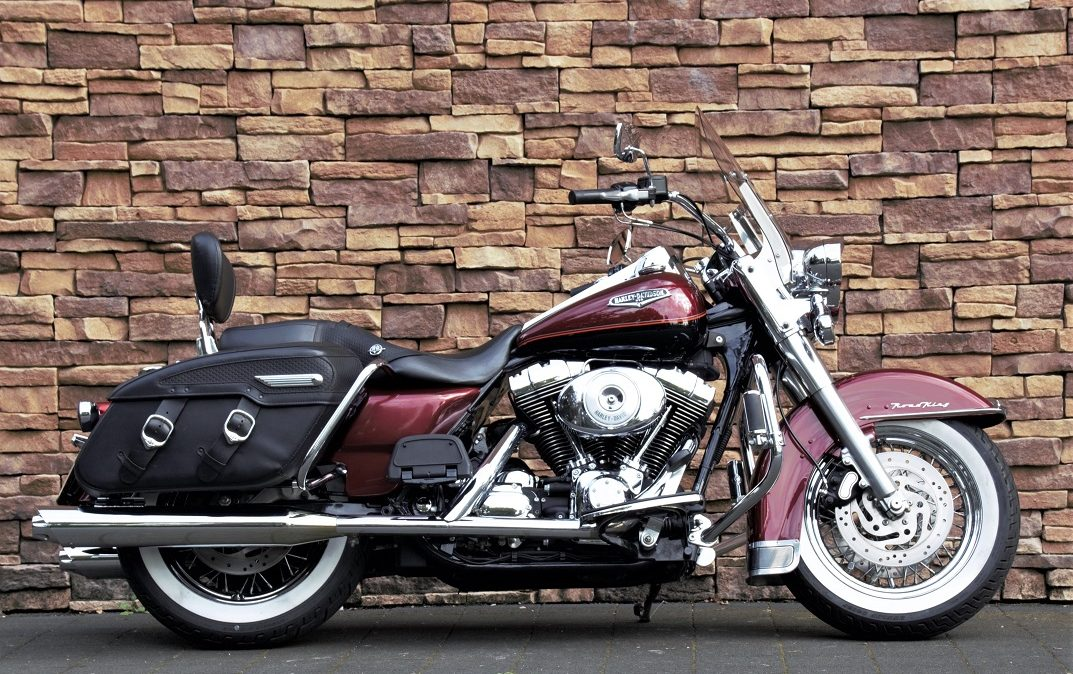 2001 Harley-Davidson FLHRC Road King Classic Twin Cam R