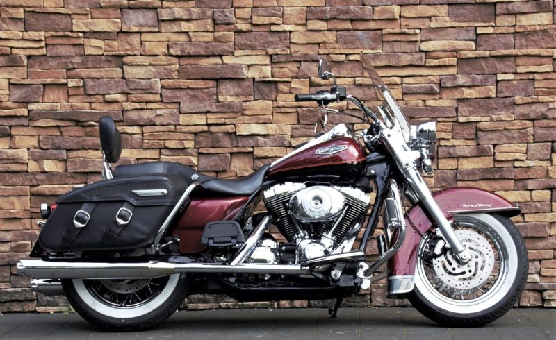 2001 Harley-Davidson FLHRC Road King Classic Twin Cam 88