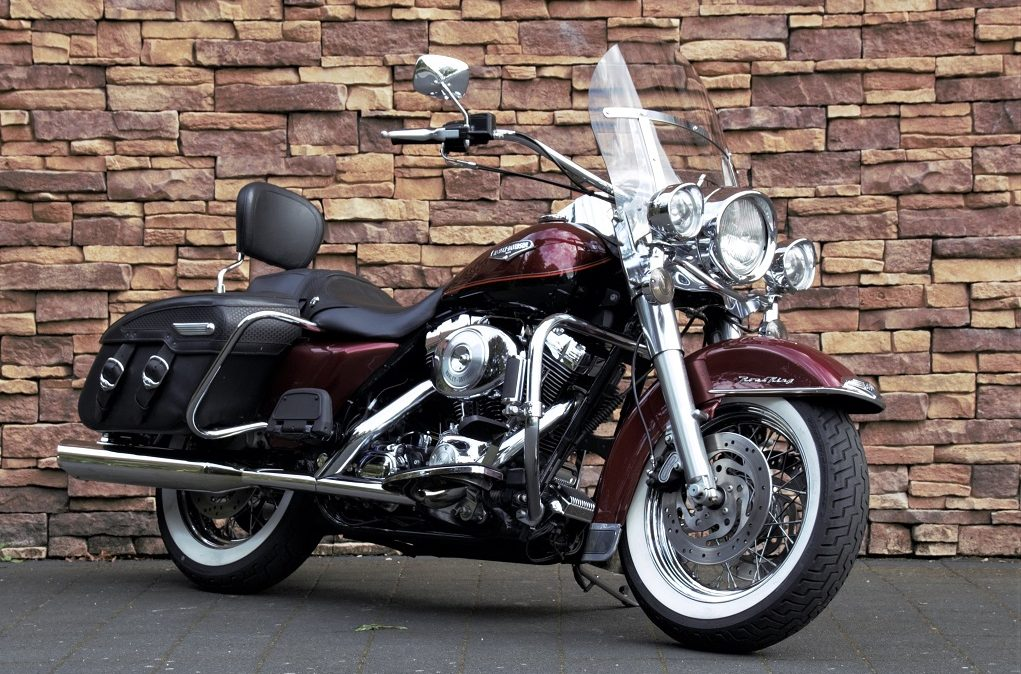 2001 Harley-Davidson FLHRC Road King Classic Twin Cam RV