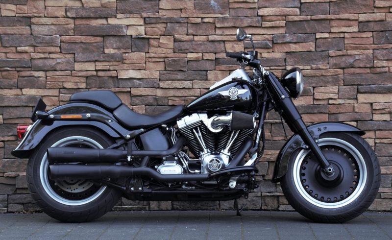 2009 Harley-Davidson FLSTFB Fat Boy Special Twin Cam 96