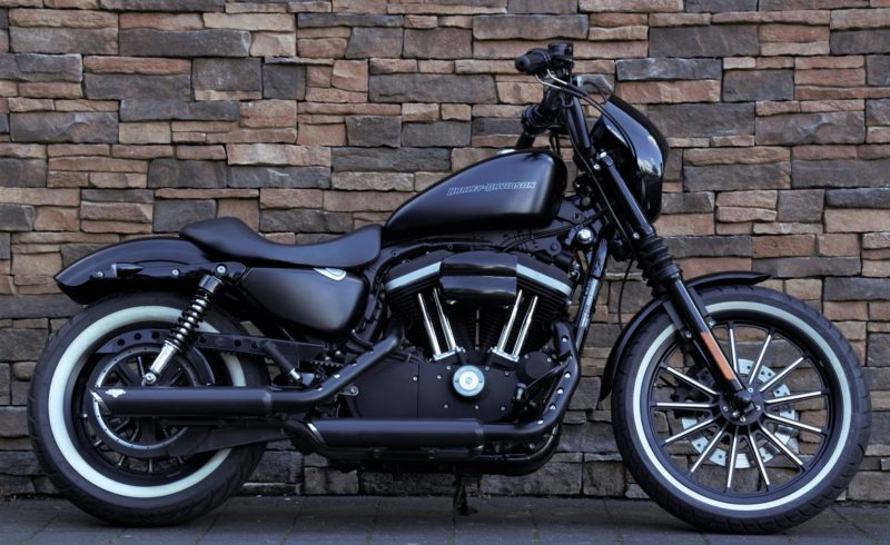 2011 Harley-Davidson XL 883 N Iron Sportster