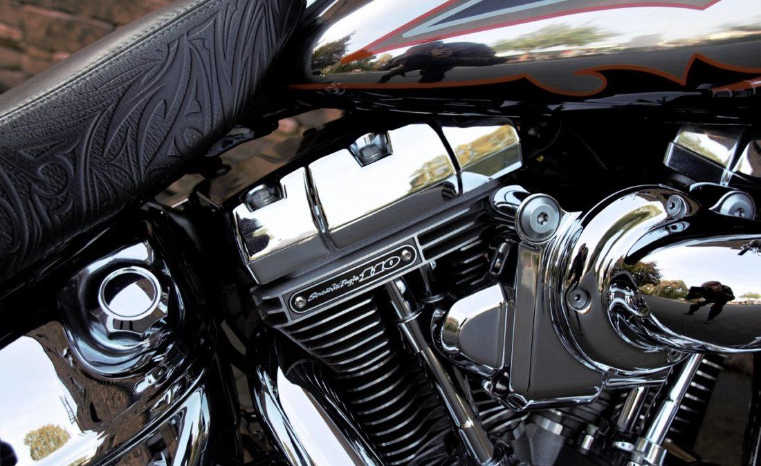 2014 Harley-Davidson FXSBSE Softail Breakout CVO 110
