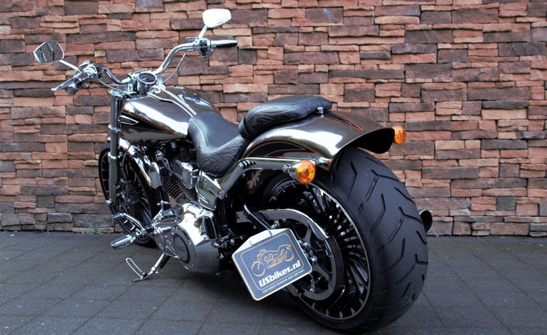 2014 Harley-Davidson FXSBSE Softail Breakout CVO LA