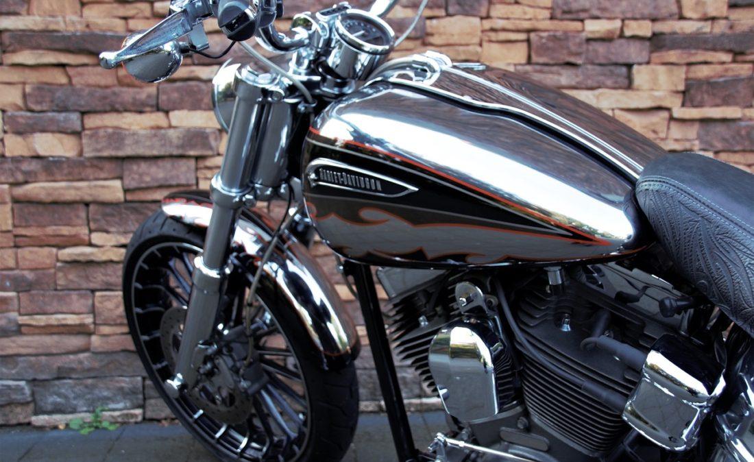 2014 Harley-Davidson FXSBSE Softail Breakout CVO LZ
