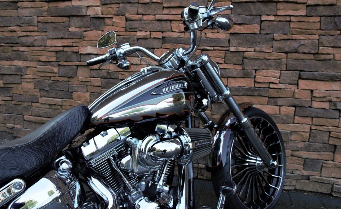 2014 Harley-Davidson FXSBSE Softail Breakout CVO RZ
