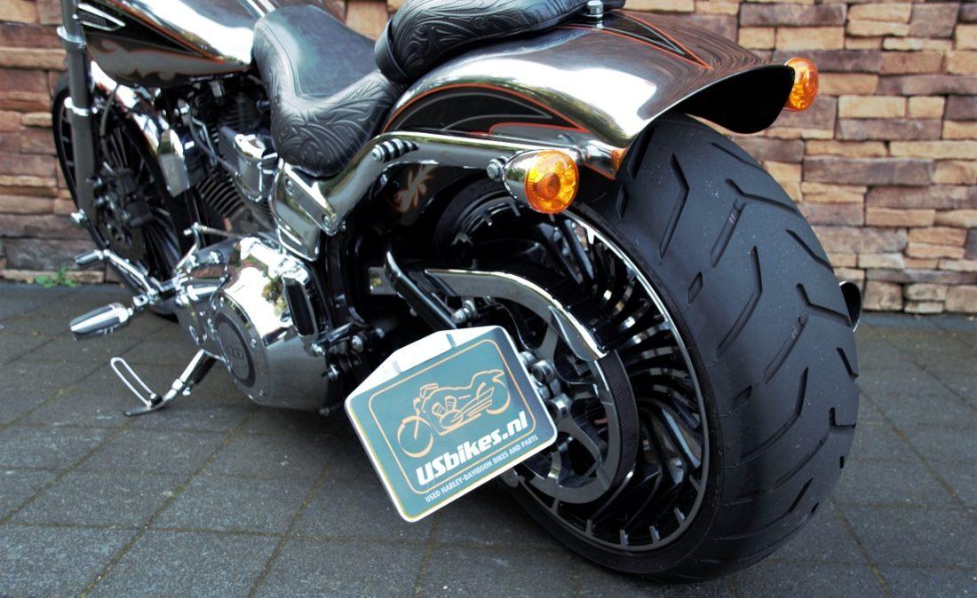 2014 Harley-Davidson FXSBSE Softail Breakout CVO SM