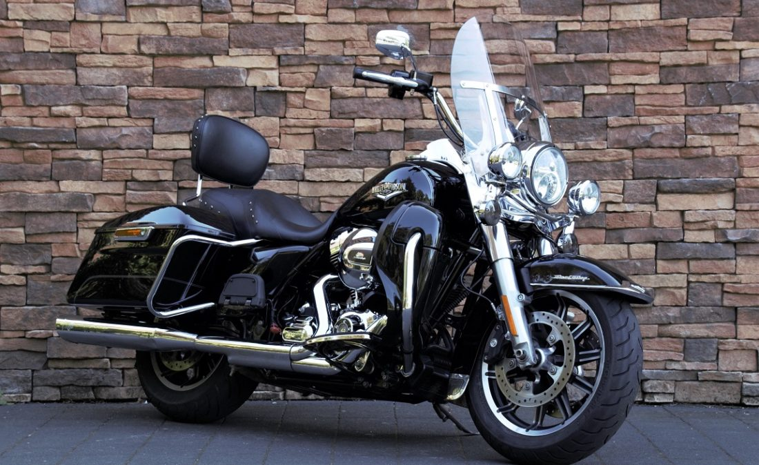 2015 Harley-Davidson FLHR Road King 103 RV