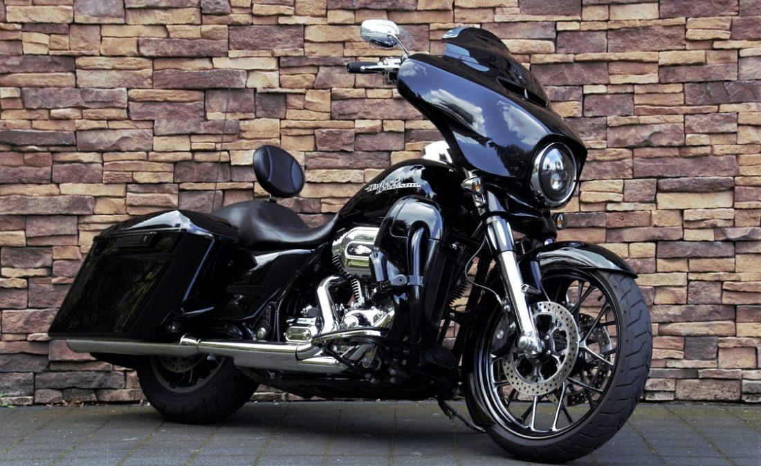 2016 Harley-Davidson FLHX Street Glide RV