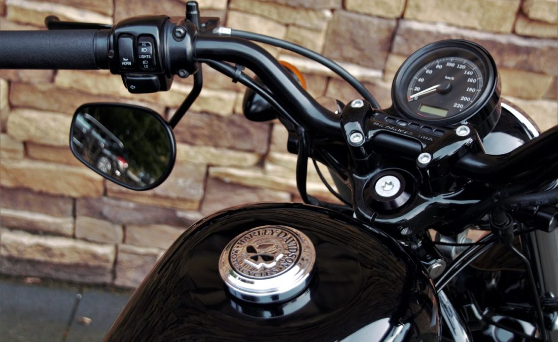 2011 Harley-Davidson XL 1200 X Forty Eight D