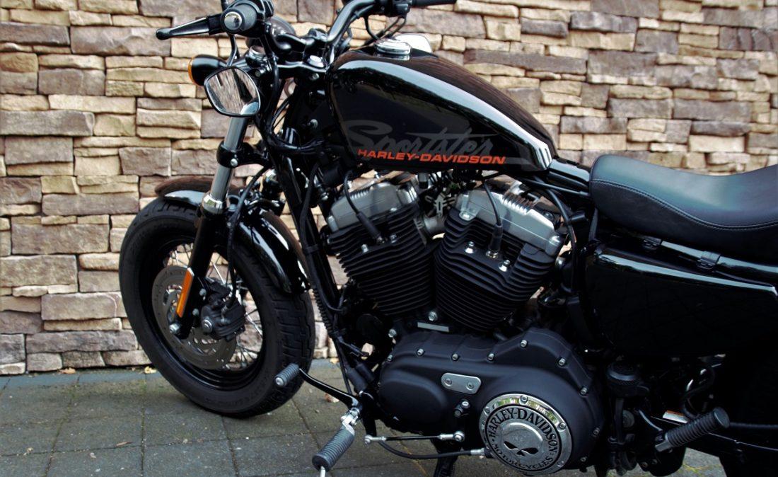 2011 Harley-Davidson XL 1200 X Forty Eight EL