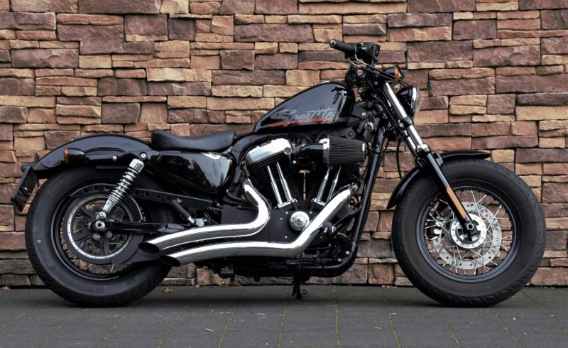 2011 Harley-Davidson XL 1200 X Forty Eight 48
