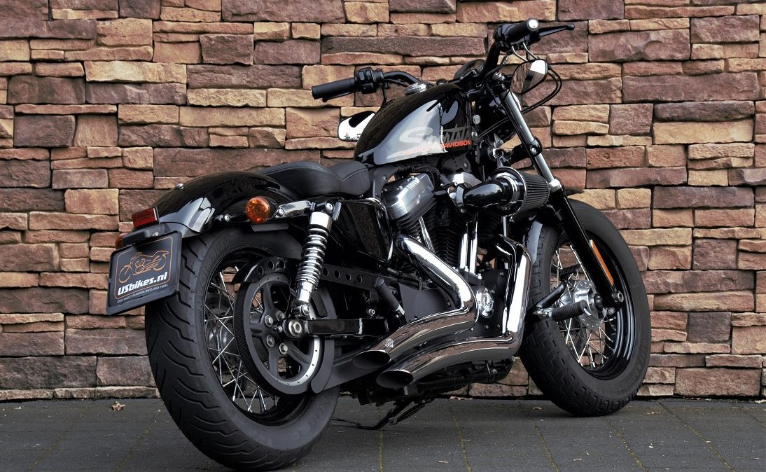 2011 Harley-Davidson XL 1200 X Forty Eight RA