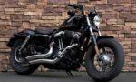 2011 Harley-Davidson XL 1200 X Forty Eight RV