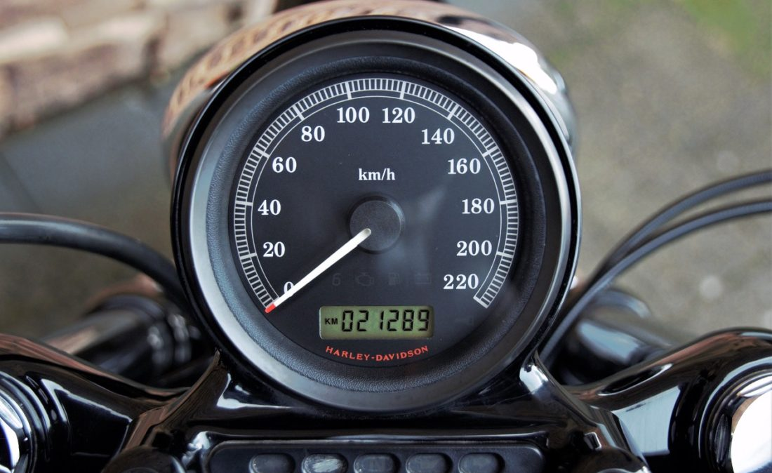 2011 Harley-Davidson XL 1200 X Forty Eight T