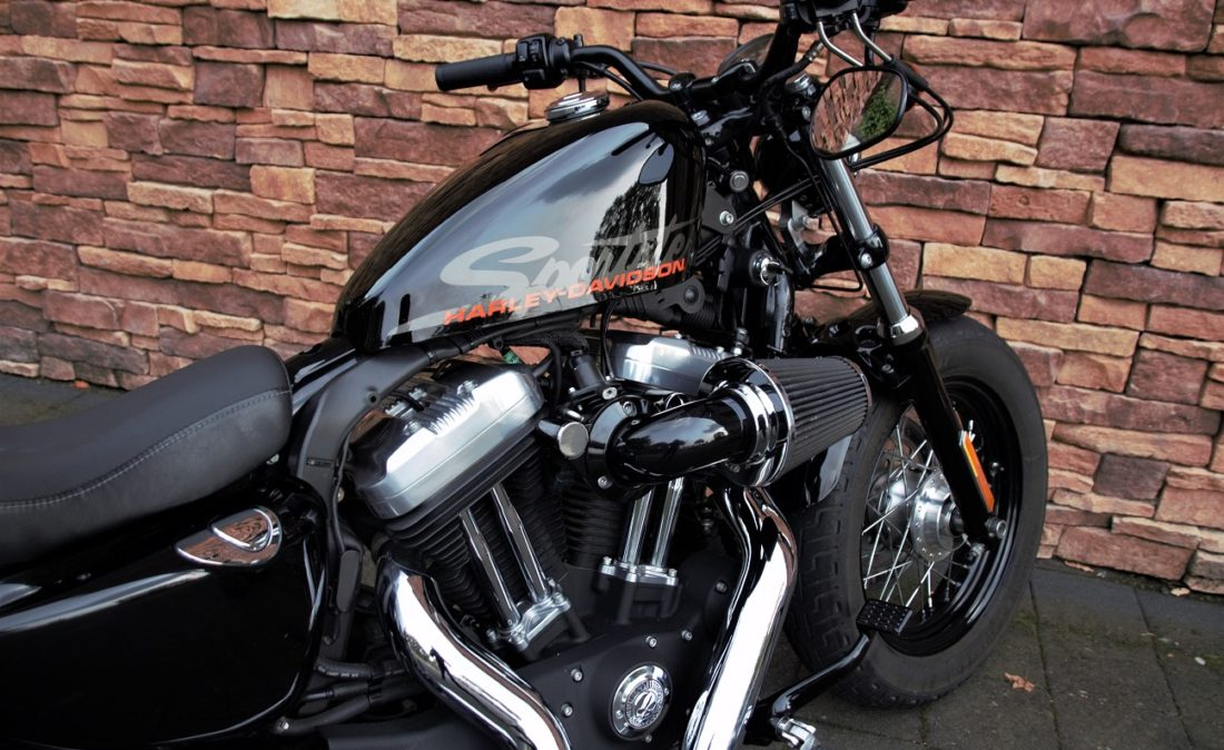 2011 Harley-Davidson XL 1200 X Forty Eight TR