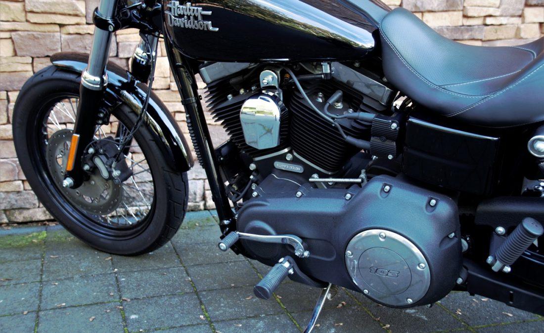 2015 Harley Davidson FXDB Dyna Street Bob EL