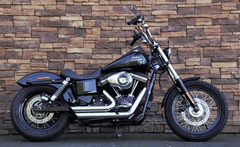 2015 Harley Davidson FXDB Dyna Street Bob 103 ABS 5HD1