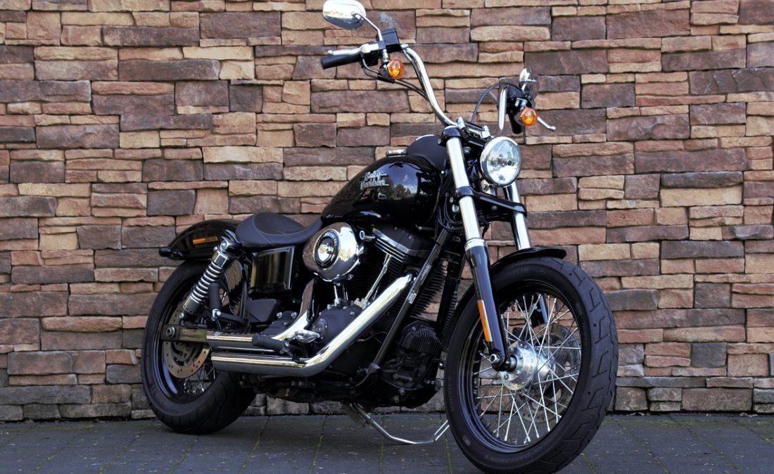 2015 Harley Davidson FXDB Dyna Street Bob RV