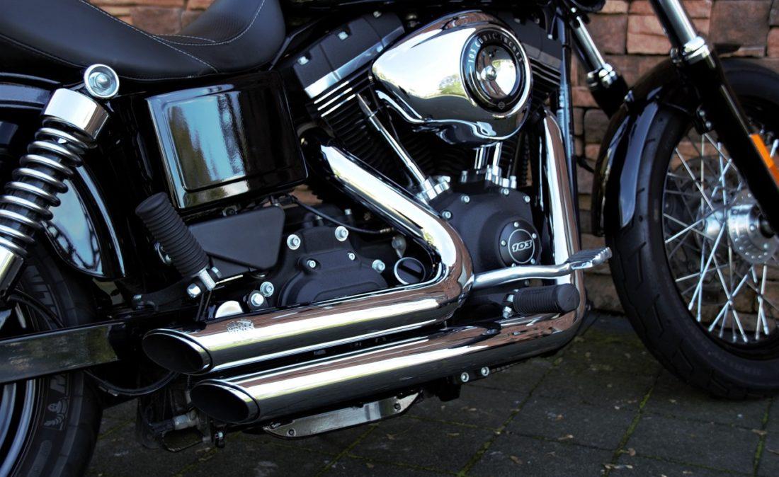 2015 Harley Davidson FXDB Dyna Street Bob VH