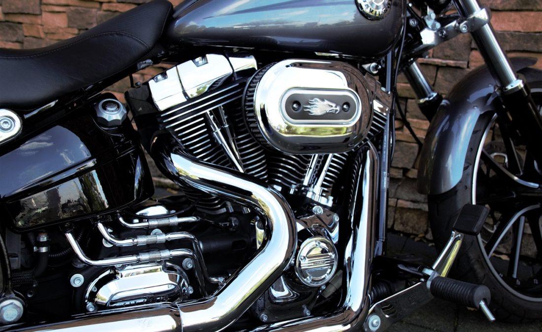 2015 Harley-Davidson FXSB Breakout Softail 103 ABS AF