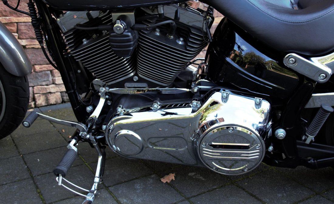 2015 Harley-Davidson FXSB Breakout Softail 103 ABS EL
