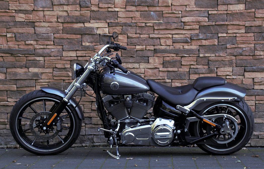 2015 Harley-Davidson FXSB Breakout Softail 103 ABS L