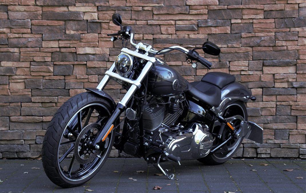 2015 Harley-Davidson FXSB Breakout Softail 103 ABS LV