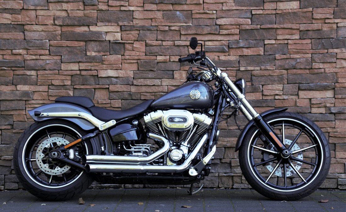 2015 Harley-Davidson FXSB Breakout Softail 103 ABS R