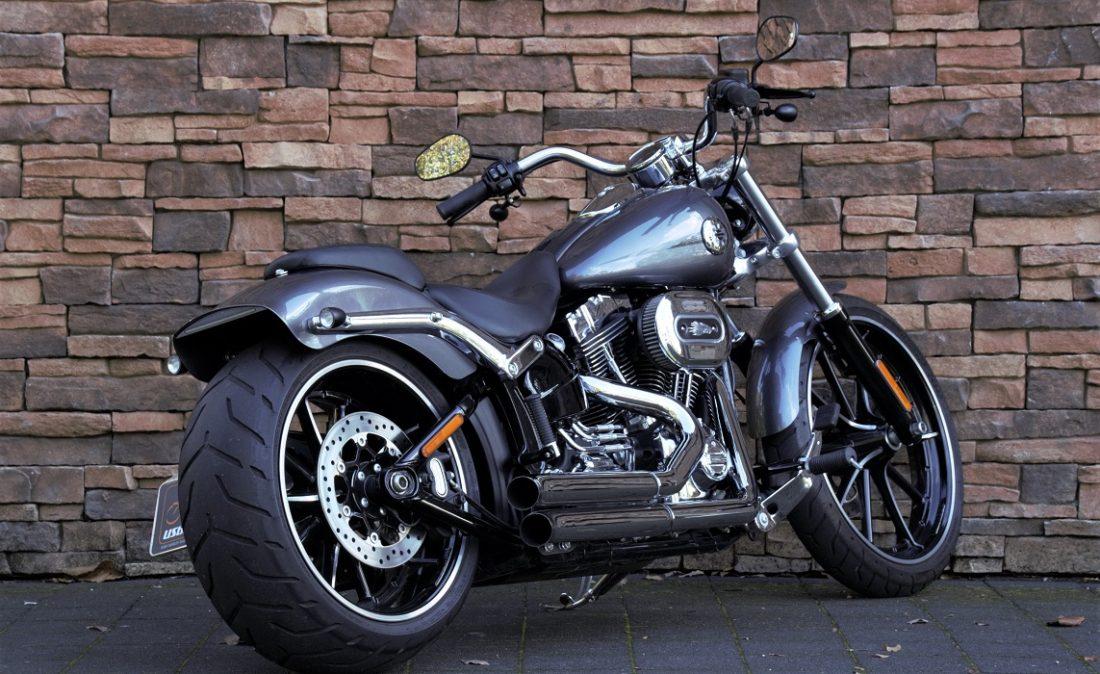 2015 Harley-Davidson FXSB Breakout Softail 103 ABS RA