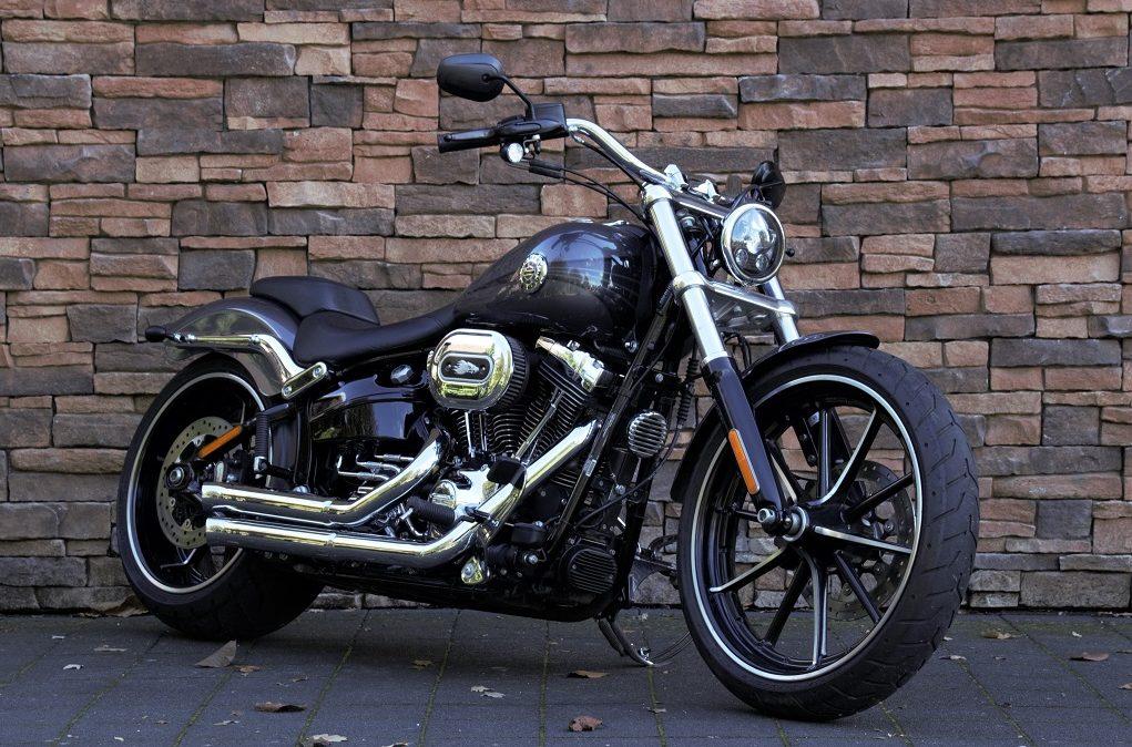 2015 Harley-Davidson FXSB Breakout Softail 103 ABS RV