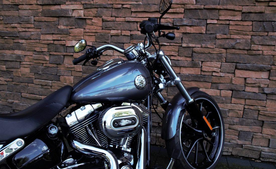 2015 Harley-Davidson FXSB Breakout Softail 103 ABS RZ