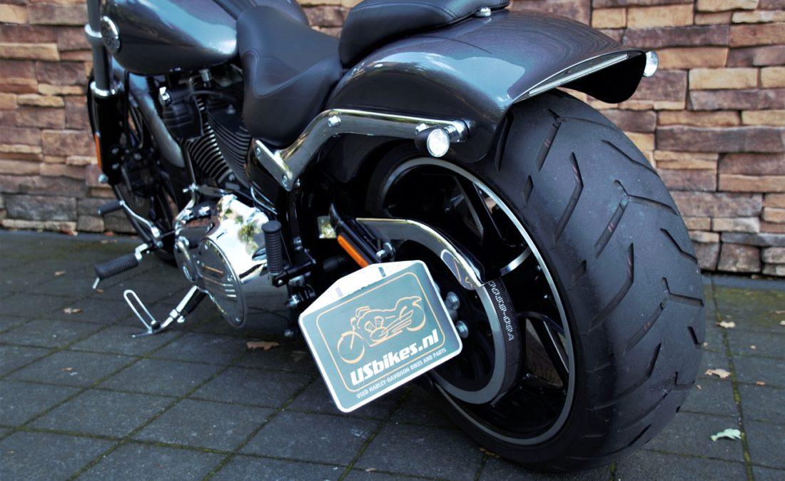 2015 Harley-Davidson FXSB Breakout Softail 103 ABS SM