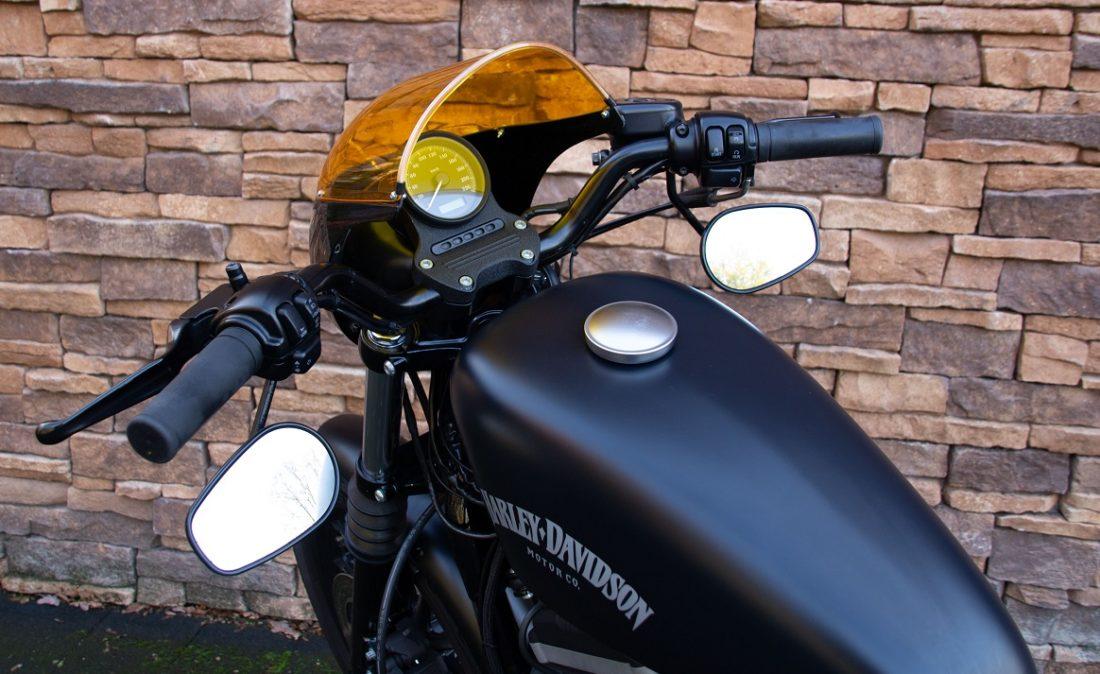 2012 Harley-Davidson XL883N Iron Sportster 883 K