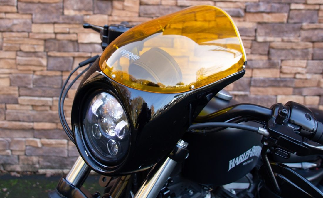 2012 Harley-Davidson XL883N Iron Sportster 883 K1