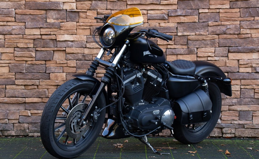 2012 Harley-Davidson XL883N Iron Sportster 883 LV