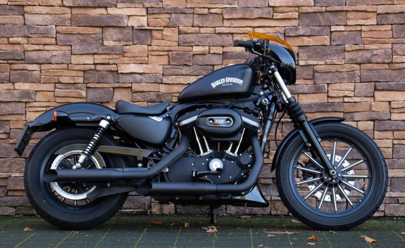 2012 Harley-Davidson XL883N Iron Sportster 883