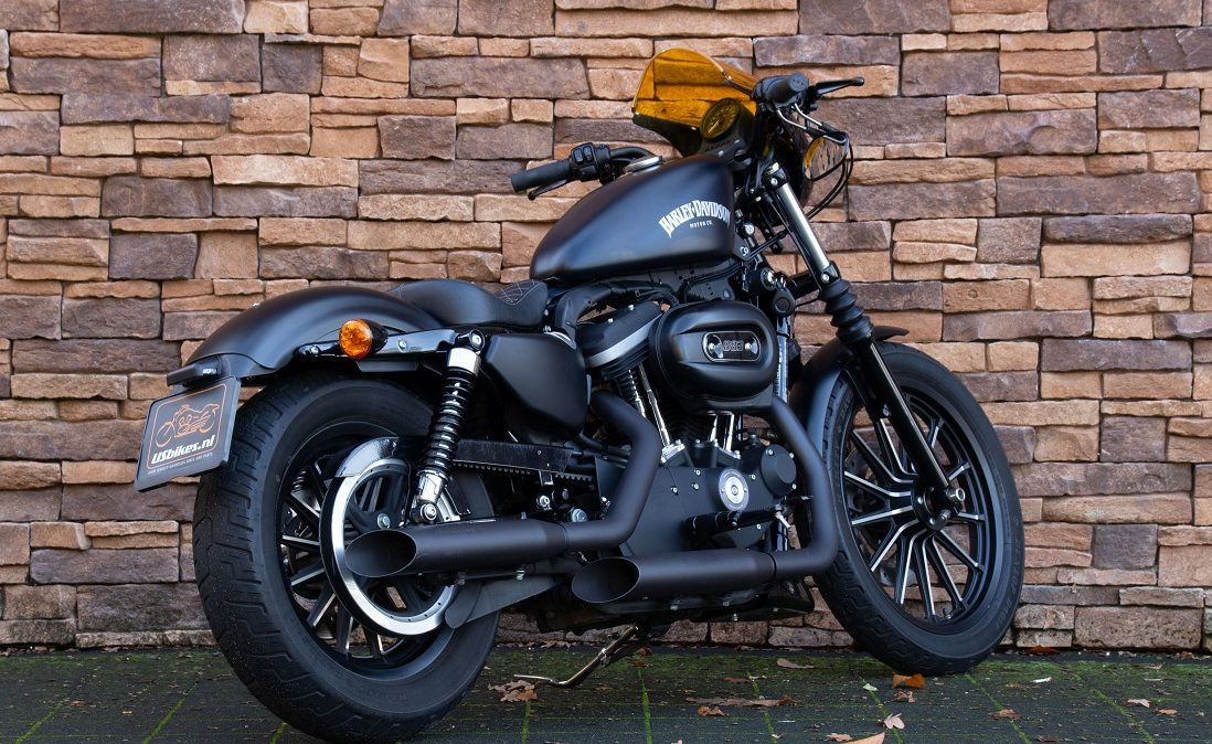 2012 Harley-Davidson XL883N Iron Sportster 883 RA