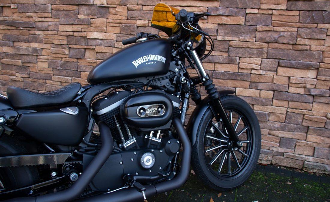 2012 Harley-Davidson XL883N Iron Sportster 883 RZ