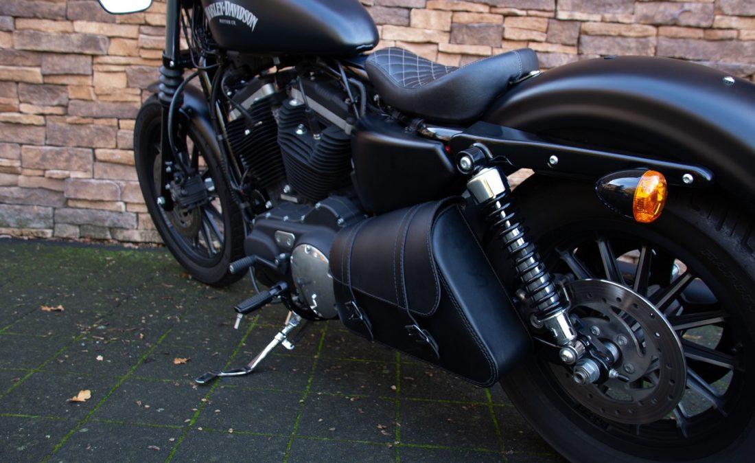 2012 Harley-Davidson XL883N Iron Sportster 883 SB