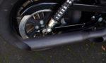 2012 Harley-Davidson XL883N Iron Sportster 883 SE
