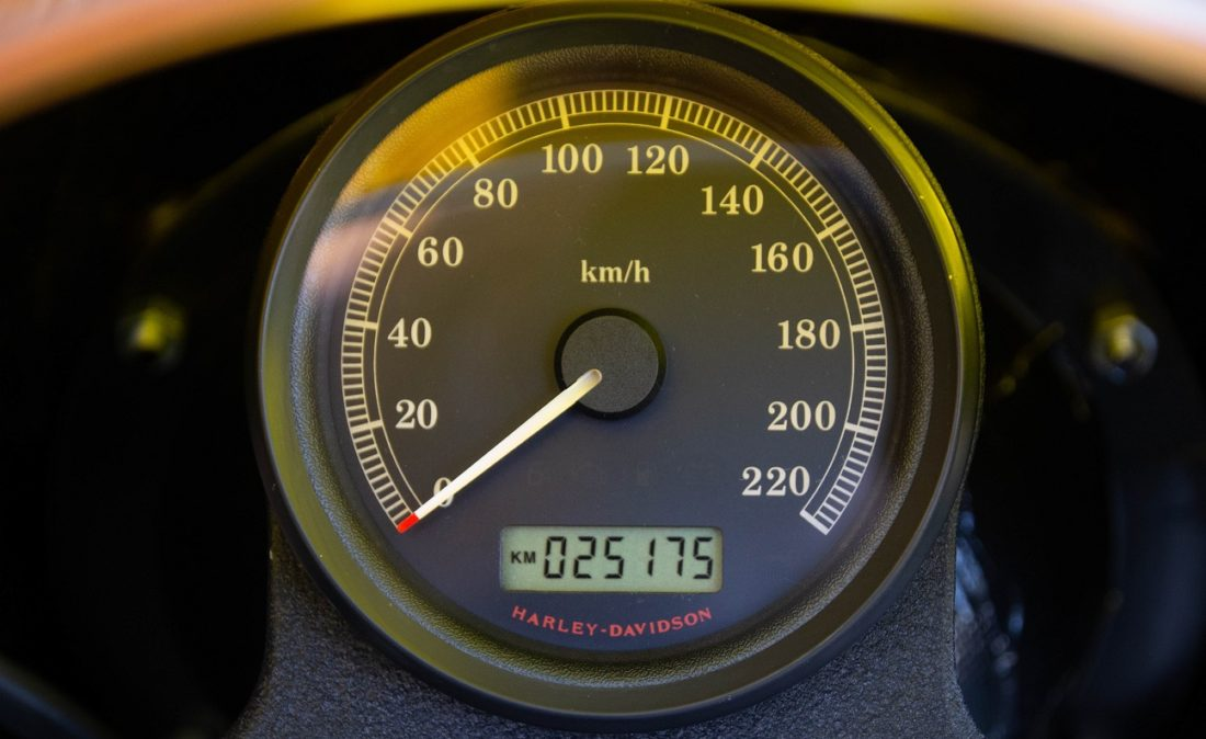 2012 Harley-Davidson XL883N Iron Sportster 883 T