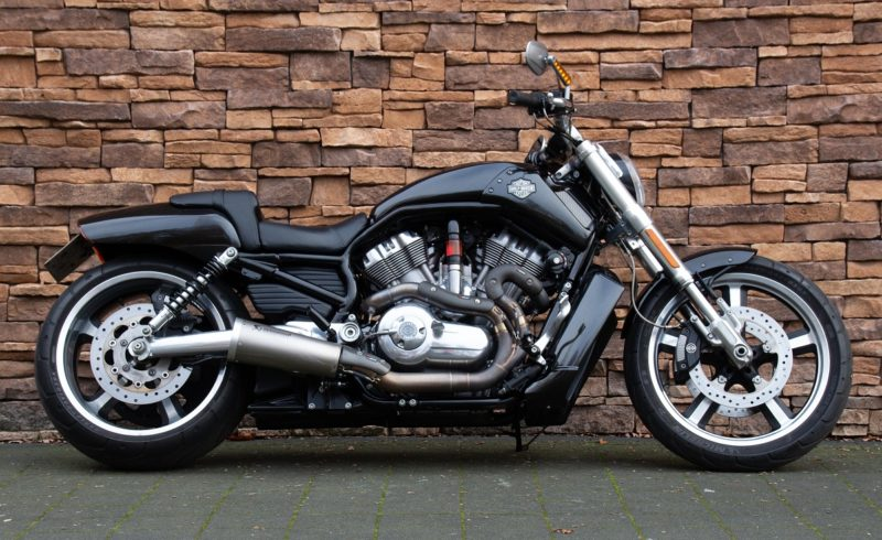 2015 Harley-Davidson VRSCF Muscle V-rod 1250 Akropovic US kopen