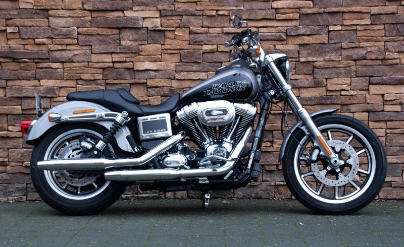 2017 Harley-Davidson FXDL Low Rider Dyna 103 ABS kopen US Bikes Uden S&S Screamin Eagle