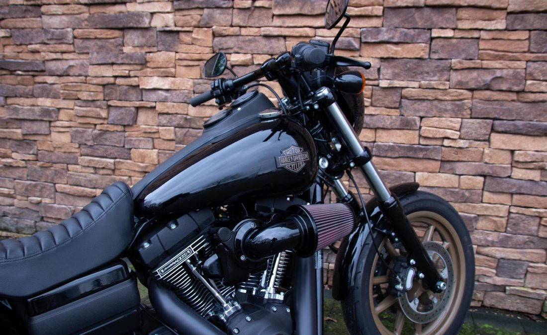 2017 Harley-Davidson FXDLS Low Rider S Dyna 110 Screamin Eagle RTZ