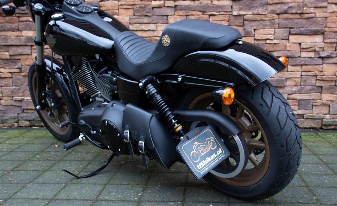 2017 Harley-Davidson FXDLS Low Rider S Dyna 110 Screamin Eagle SM