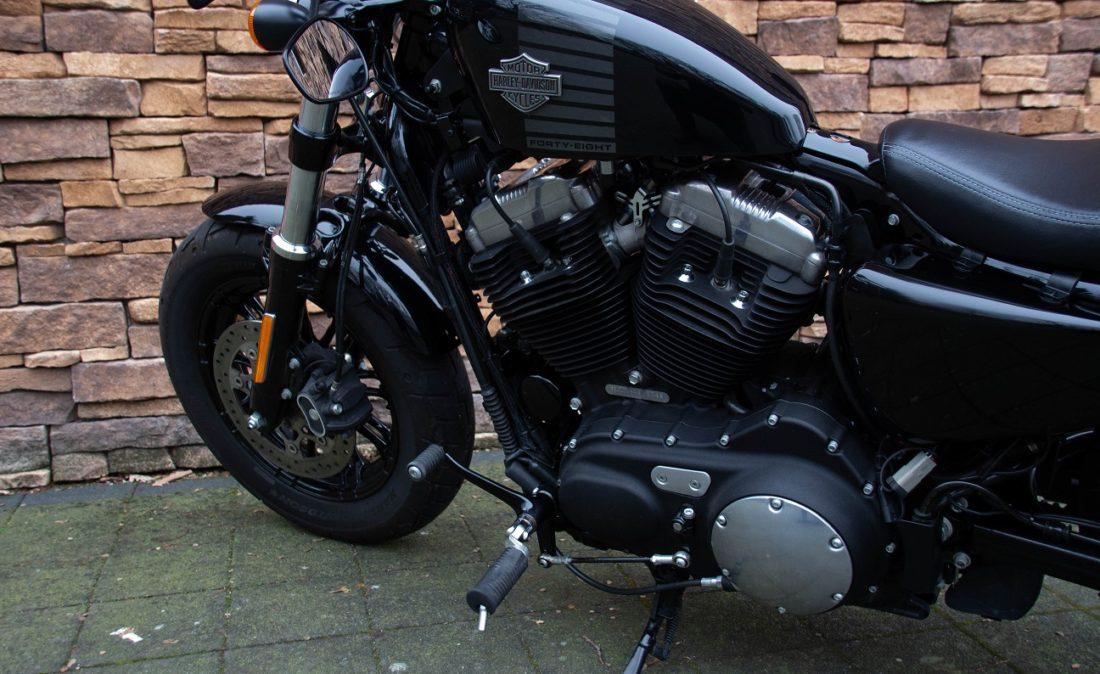 2017 Harley-Davidson XL1200X Forty Eight Sporster 1200 LZ