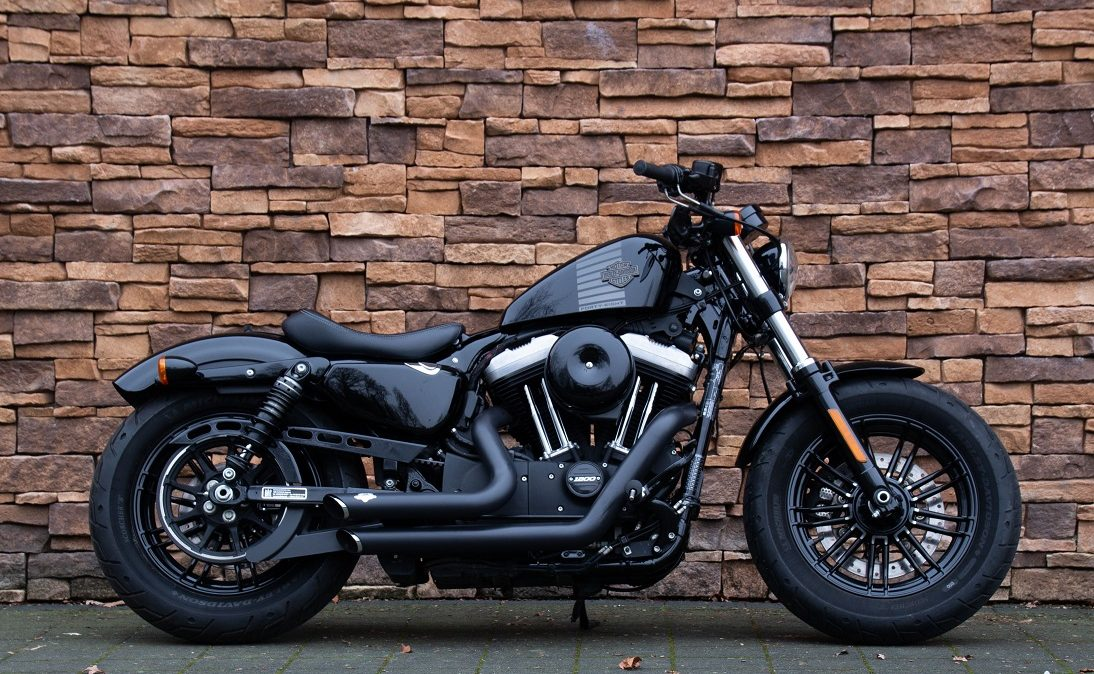 2017 Harley-Davidson XL1200X Forty Eight Sporster 1200 R
