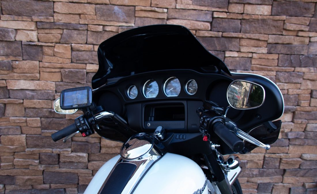 2016 Harley-Davidson FLHTP Police Electra Glide 103 D1