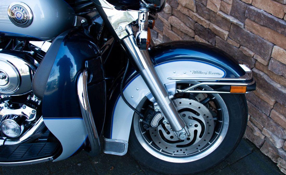 2002 Harley-Davidson FLHTCUI Electa Glide Ultra Classic FW